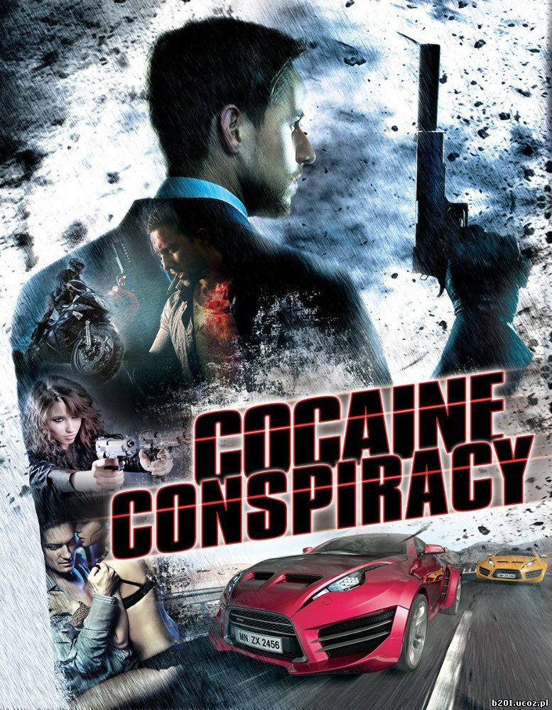 Cocaine Conspiracy (2016)